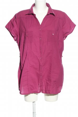 Bexleys Flannel Shirt pink casual look