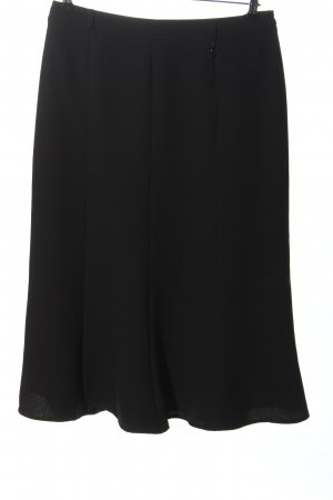 Bexleys Godet Skirt black business style