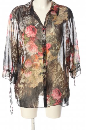 Bexleys Shirt Blouse abstract pattern casual look