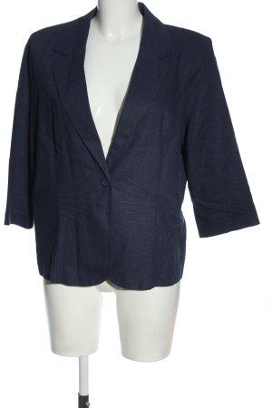Bexleys Kurz-Blazer blau Casual-Look