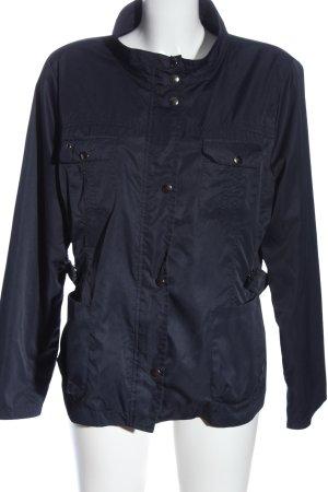 Bexleys Kurzjacke blau Casual-Look