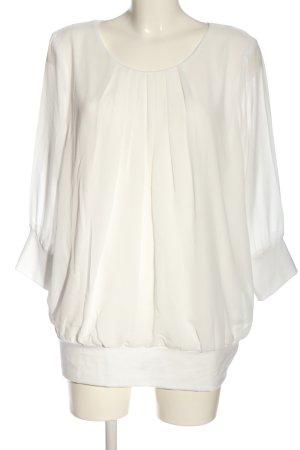 Bexleys Long Sleeve Blouse white elegant