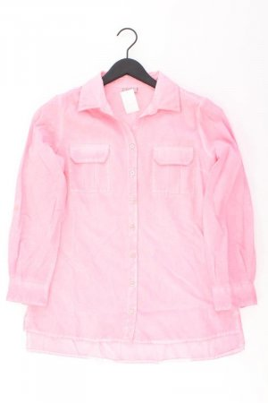 Bexleys Long Sleeve Blouse light pink-pink-pink-neon pink cotton