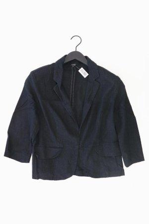 Bexleys Klassischer Blazer black linen