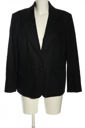 Bexleys Long-Blazer schwarz Business-Look