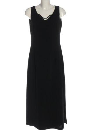 Bexleys Maxi Dress black elegant
