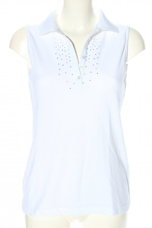 Bexleys Polo Top white casual look