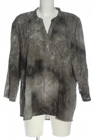 Bexleys Slip-over Blouse light grey-brown casual look