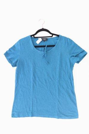 Bexleys T-shirt blauw-neon blauw-donkerblauw-azuur