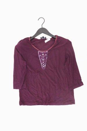 Bexleys T-shirt lila-mauve-paars-donkerpaars