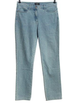 Bexleys Slim Jeans blau Casual-Look