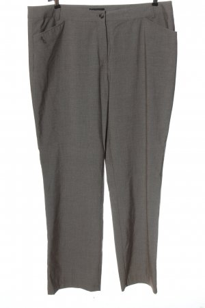 Bexleys Jersey Pants brown business style