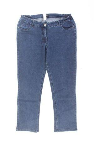 Bexleys Jeans a gamba dritta blu-blu neon-blu scuro-azzurro Cotone