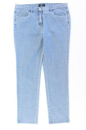 Bexleys Straight Leg Jeans blue-neon blue-dark blue-azure cotton