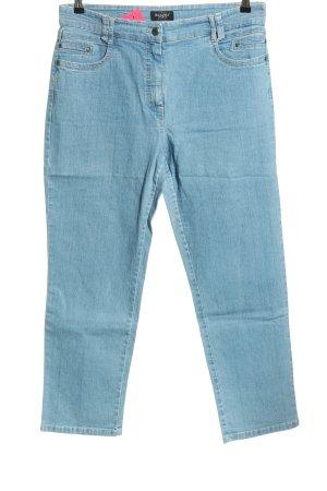Bexleys Jeans a gamba dritta blu stile casual