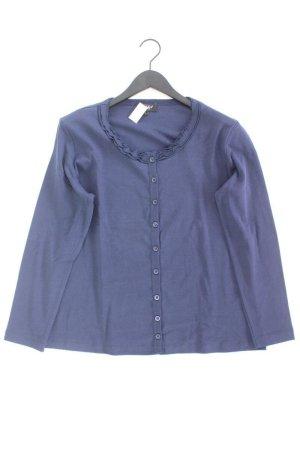 Bexleys Knitted Cardigan blue-neon blue-dark blue-azure cotton