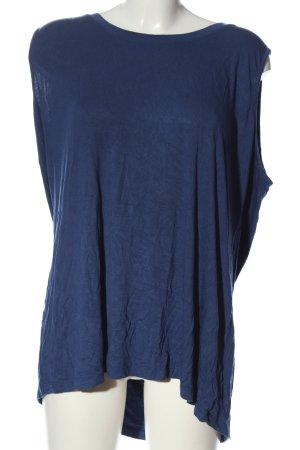 Bexleys Gebreide top blauw casual uitstraling