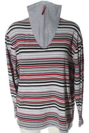 Bexleys Sweatshirt moucheté style décontracté