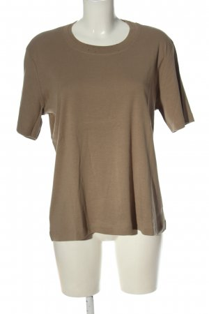 Bexleys T-shirt marrone stile casual