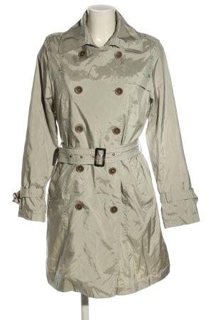Bexleys Trench Coat light grey casual look