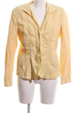 Bexleys Kurtka przejściowa bladożółty W stylu casual