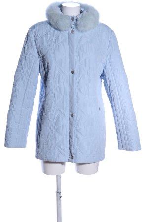 Bexleys Kurtka przejściowa niebieski Pikowany wzór W stylu casual