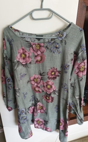 Bexleys Tunic Blouse multicolored cotton