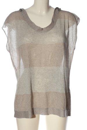 Beymen Camicia con cappuccio grigio chiaro-bianco sporco stile casual