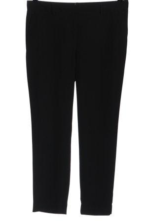 Beymen Pantalone jersey nero stile casual