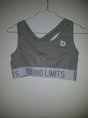 Beyond Limits Sport BH , khaki, grün,S