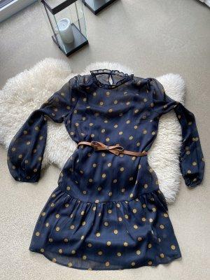 C&A Szyfonowa sukienka Wielokolorowy