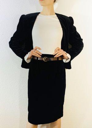 Vintage Tailleur nero