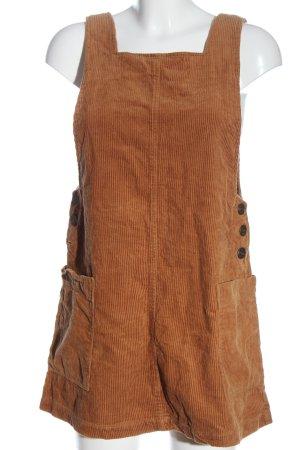 BGD Urban Outfitters Robe à bretelles orange clair style décontracté