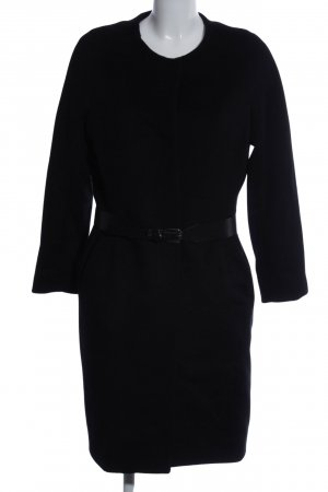BGN Wool Coat black business style