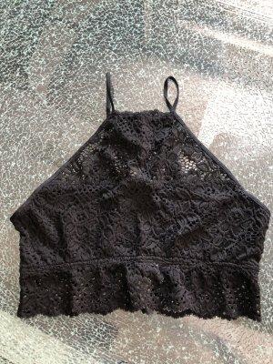 H&M Soutien-gorge noir polyamide