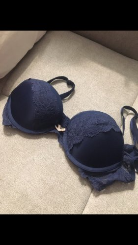 Pink Victoria's Secret Brassier azul