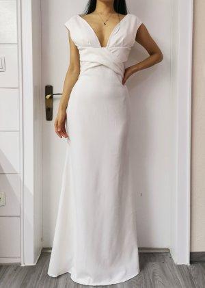 BHLDN Wedding dress classic Brautkleid einfach Hochzeitskleid
