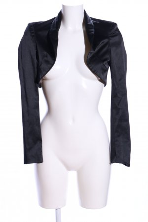 BHS Short Blazer black casual look