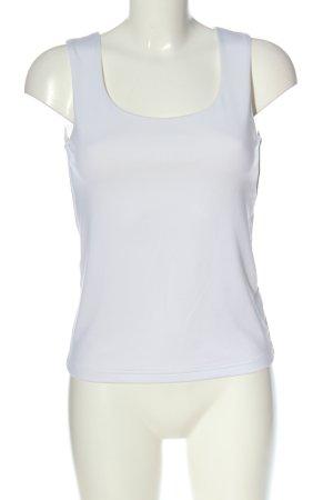 Biaggini A-lijn top wit casual uitstraling