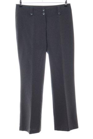 Biaggini Pantalon zwart zakelijke stijl