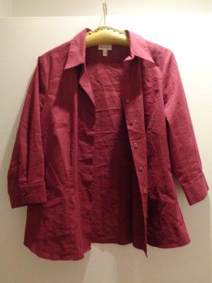 Biaggini Camicia blusa bordeaux