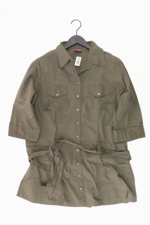 Biaggini Blouse olive green cotton