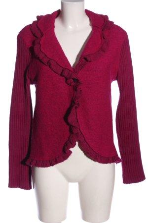 Biaggini Cardigan rosa elegante