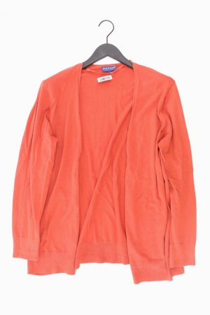 Biaggini Cardigan Größe XXL orange aus Polyamid