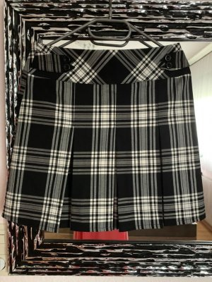 Biaggini Plaid Skirt multicolored polyester