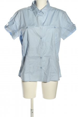 Biaggini Hemd-Bluse blau Casual-Look