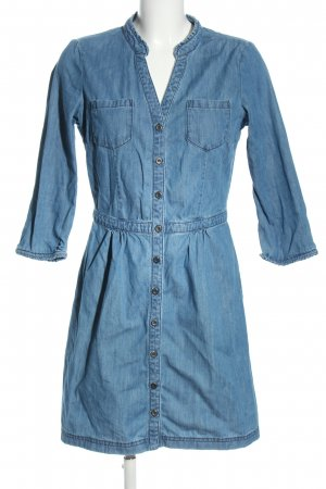 Biaggini Denim Dress blue casual look