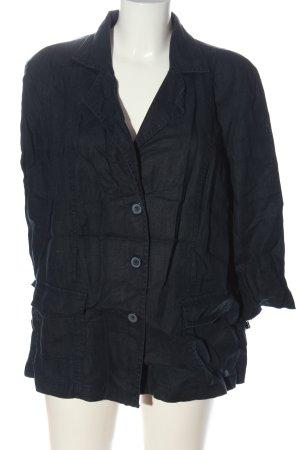 Biaggini Klassischer Blazer black casual look