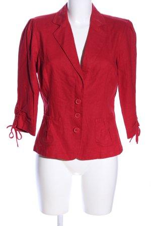 Biaggini Blazer corto rosso elegante