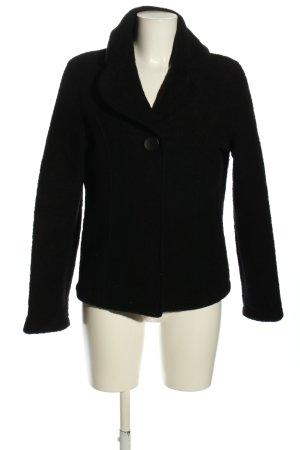 Biaggini Veste courte noir style décontracté